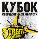 Кубок Свердловской области по Workout 2015