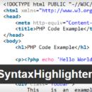 WordPress плагин: SyntaxHighlighter Evolved