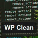 "Плагин ""WP Clean"" для cms WordPress"