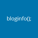 Функция bloginfo() для cms WordPress
