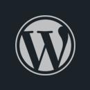 Вёрстка html/css главной страницы темы Wordpress.