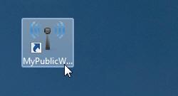 Программа MyPublicWiFi установлена.