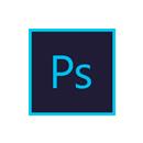 Открываем свойства слоя в Photoshop
