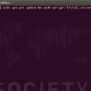 Установка Octave в операционной системе Ubuntu