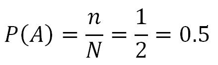 Теория вероятностей. Подбрасывание симметричной монеты